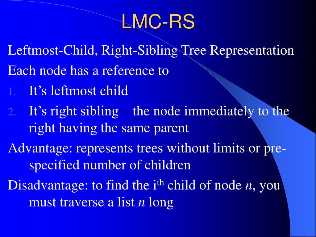 LMC-RS