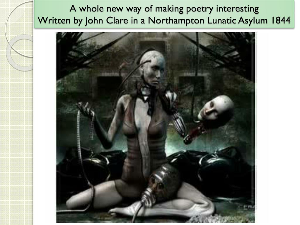 A whole new way of making poetry interesting