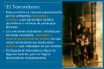 el naturalismo1