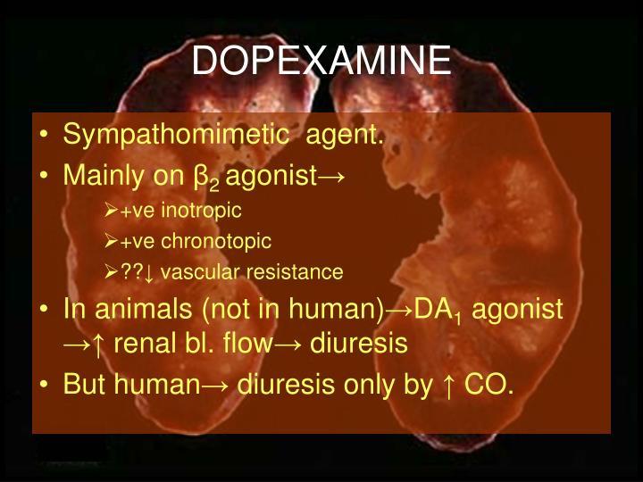 DOPEXAMINE
