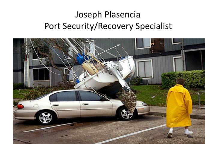 Joseph Plasencia