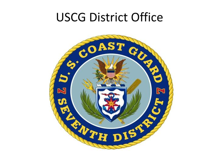 USCG District Office
