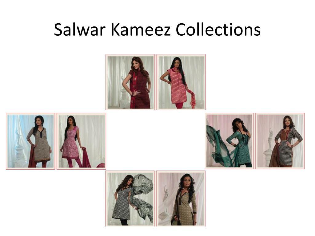 Salwar Kameez Collections