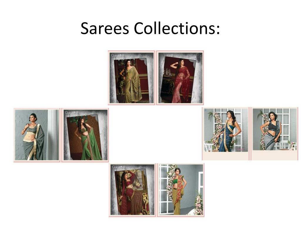 Sarees Collections: