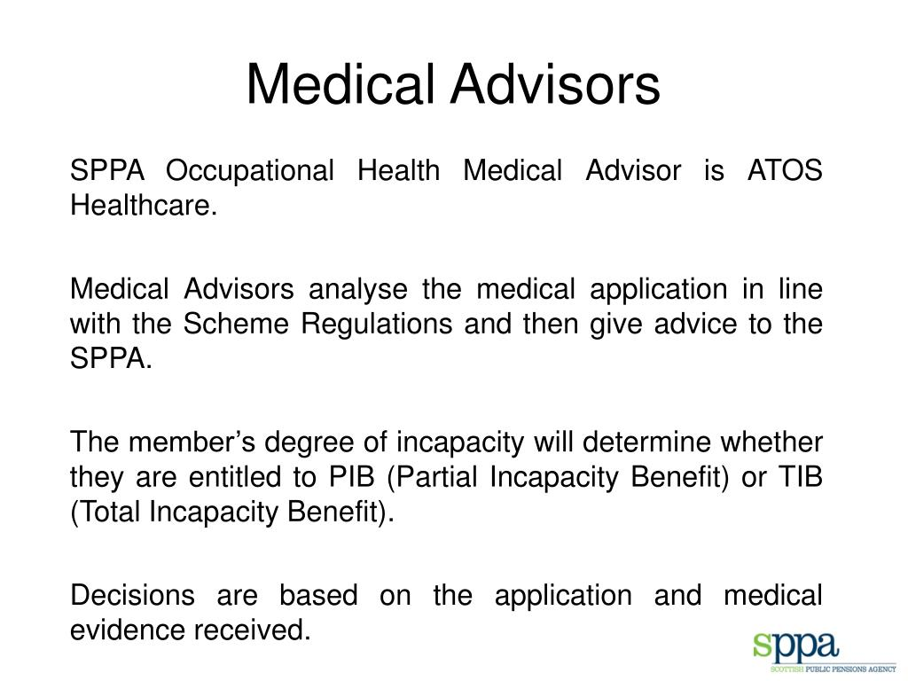 Medical Advisors