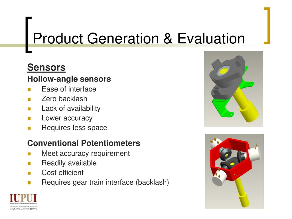 Product Generation & Evaluation