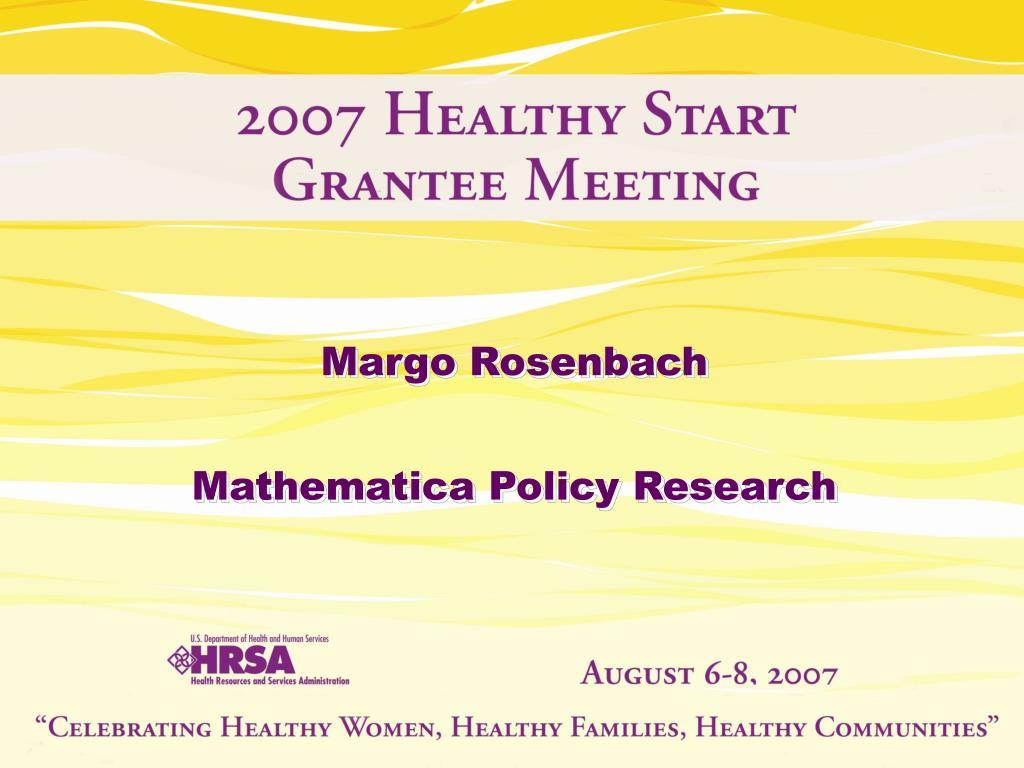 Margo Rosenbach