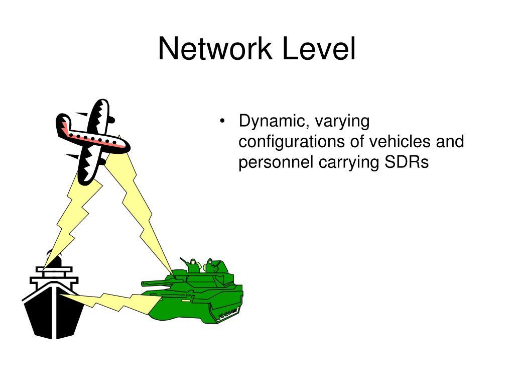 Network Level