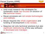 focus lynex 1998