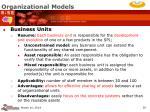 organizational models20