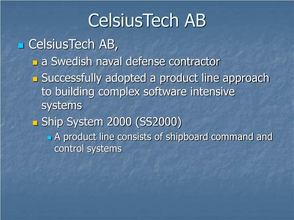 CelsiusTech AB
