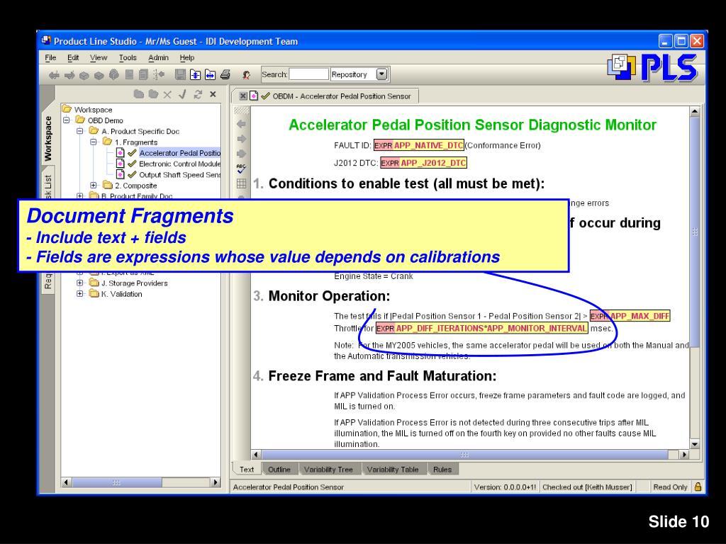 Document Fragments