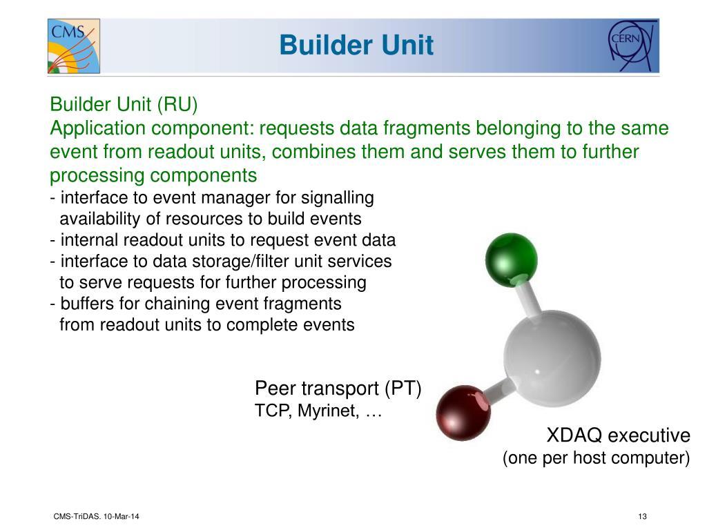 Builder Unit