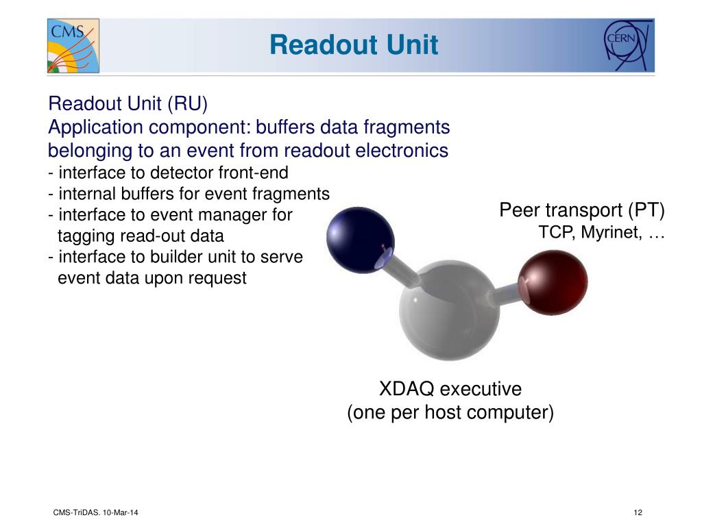 Readout Unit