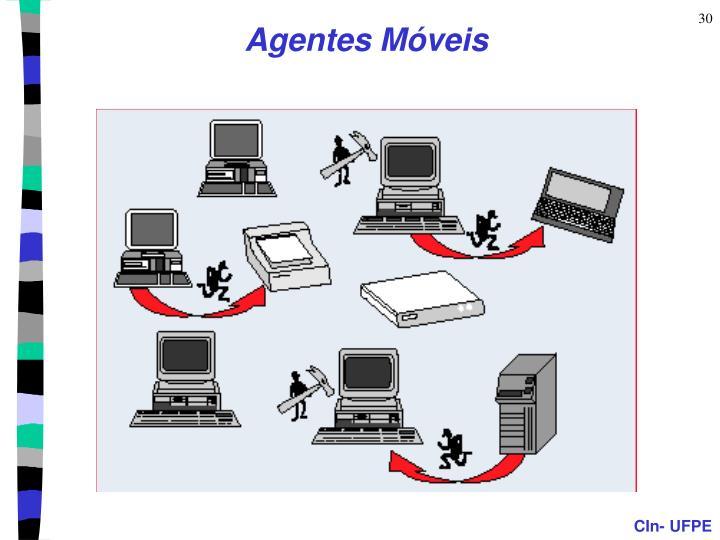 Agentes Móveis
