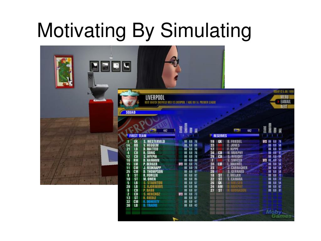 Motivating By Simulating