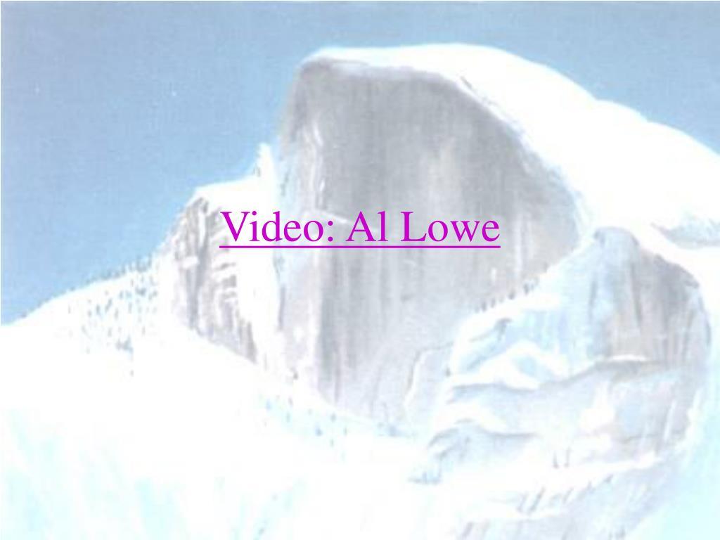 Video: Al Lowe