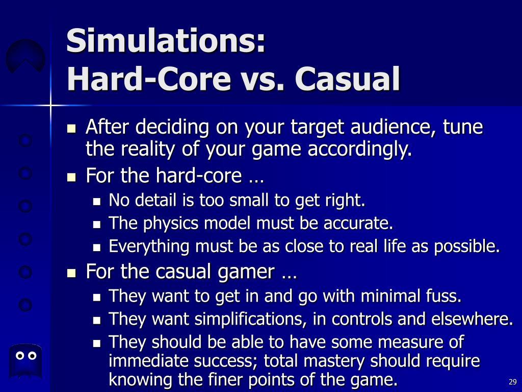 Simulations: