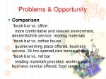 problems opportunity8