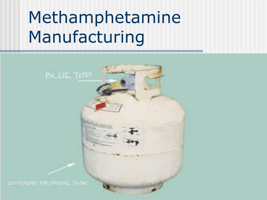 Methamphetamine Manufacturing