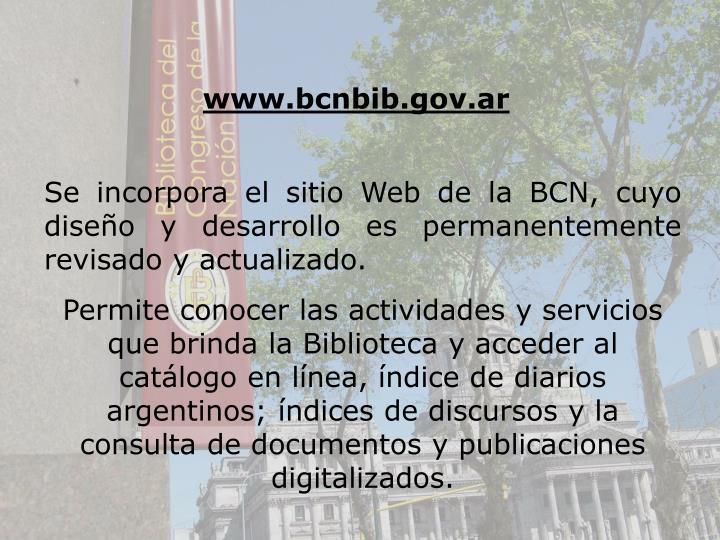 www.bcnbib.gov.ar