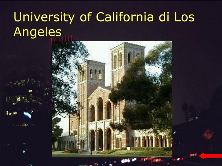 University of California di Los Angeles