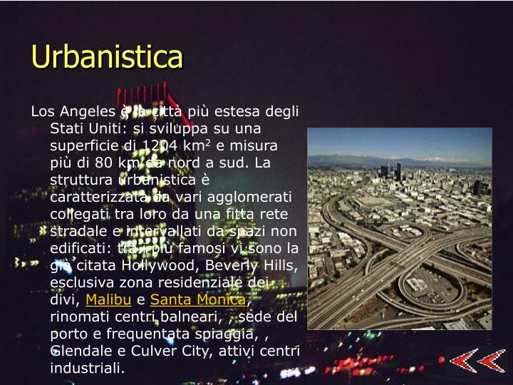 Urbanistica