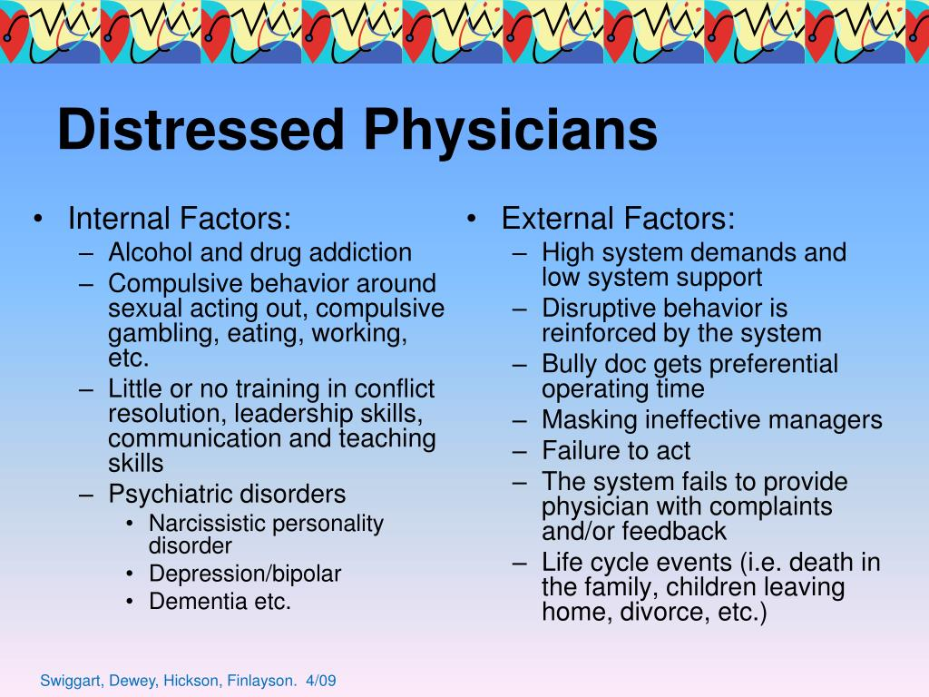 Internal Factors: