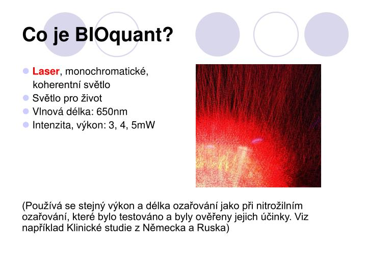 Co je BIOquant?