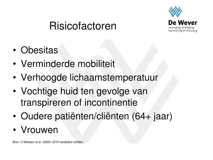 Risicofactoren