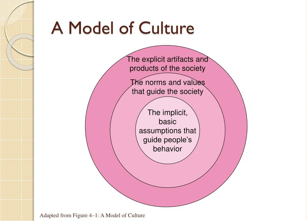 A Model of Culture