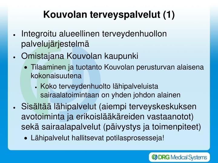 Kouvolan terveyspalvelut (1)
