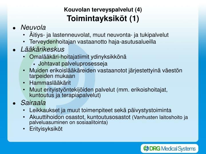 Kouvolan terveyspalvelut (4)