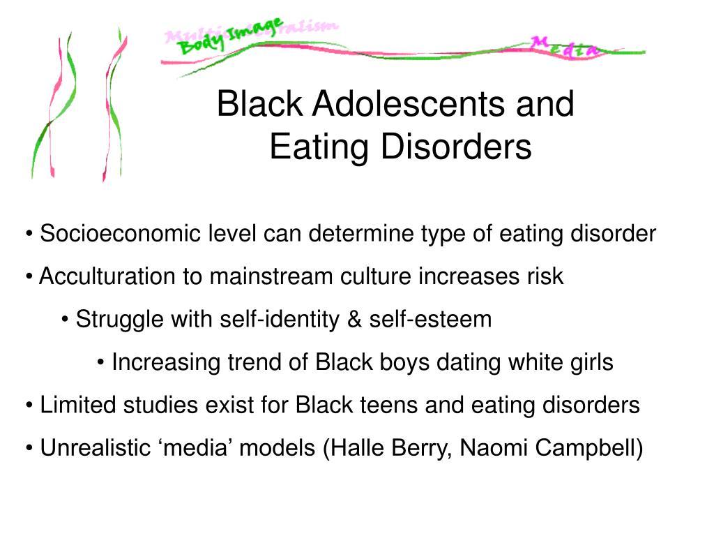 Black Adolescents and