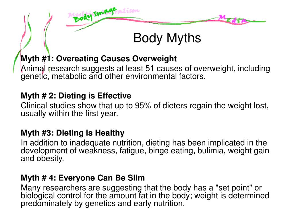Body Myths