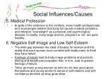 social influences causes5