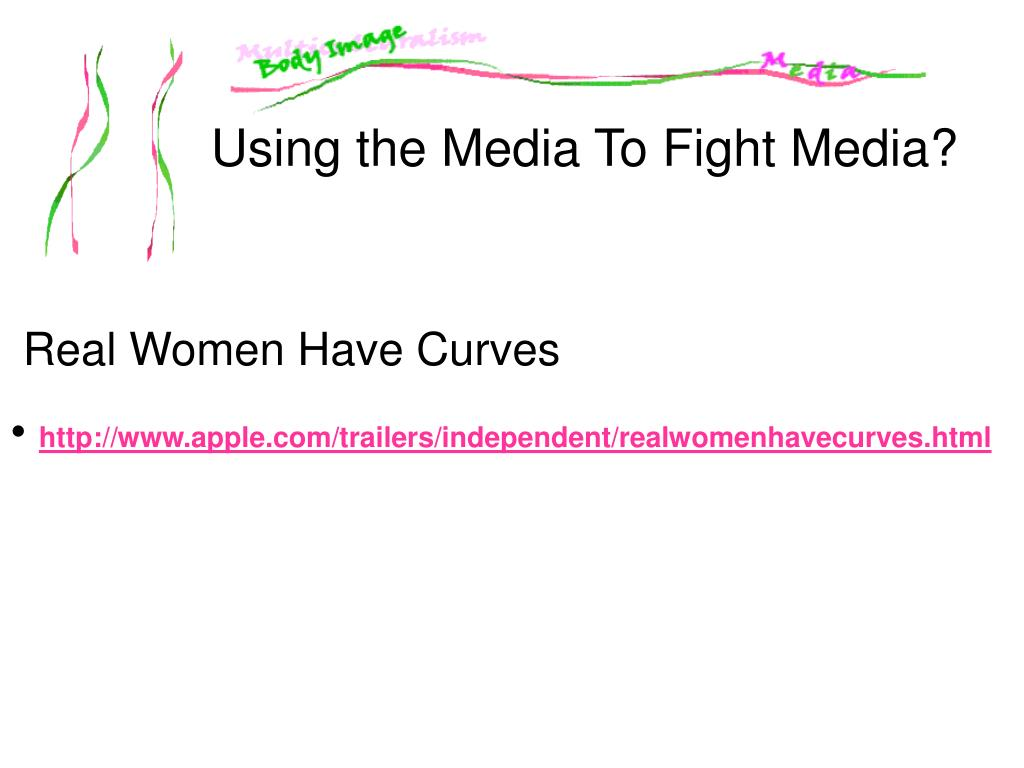 Using the Media To Fight Media?