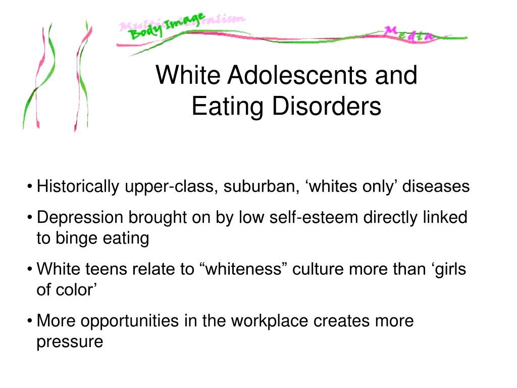 White Adolescents and