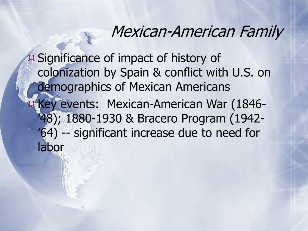 Mexican-American Family