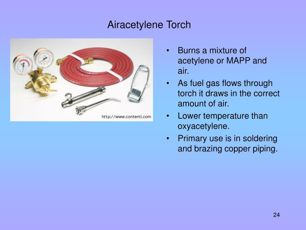 Airacetylene Torch