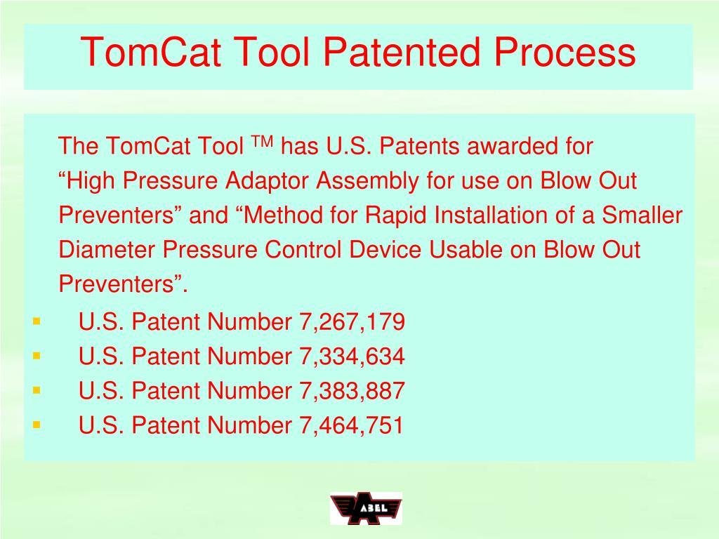 The TomCat Tool
