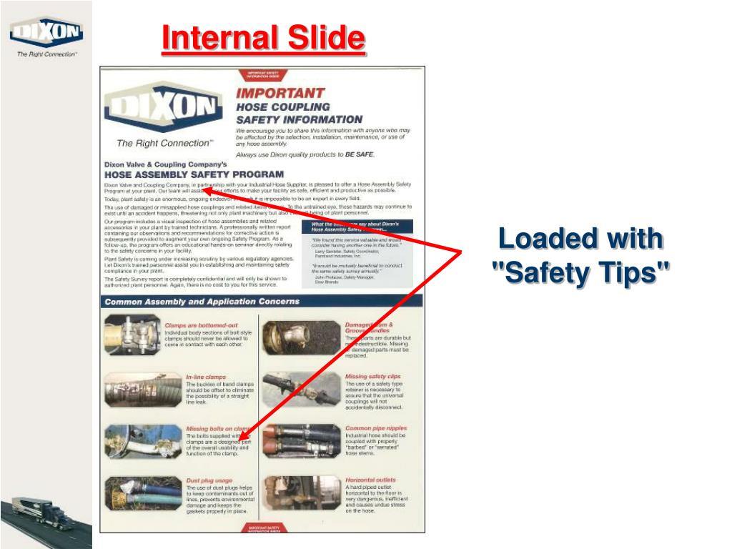 Internal Slide
