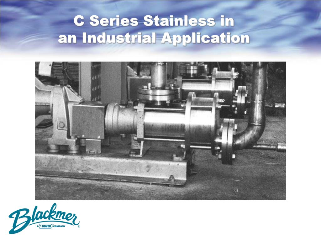 C Series Stainless in