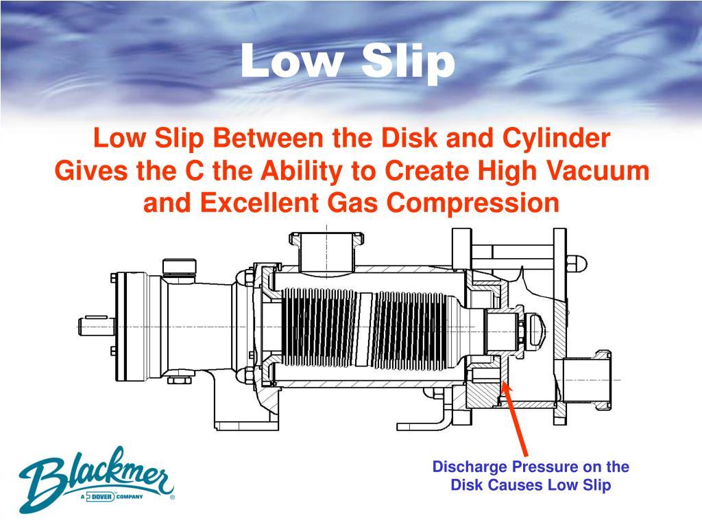 Low Slip
