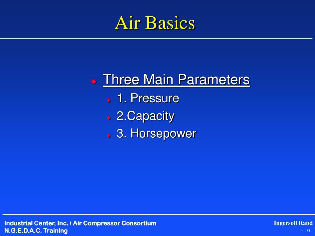 Air Basics