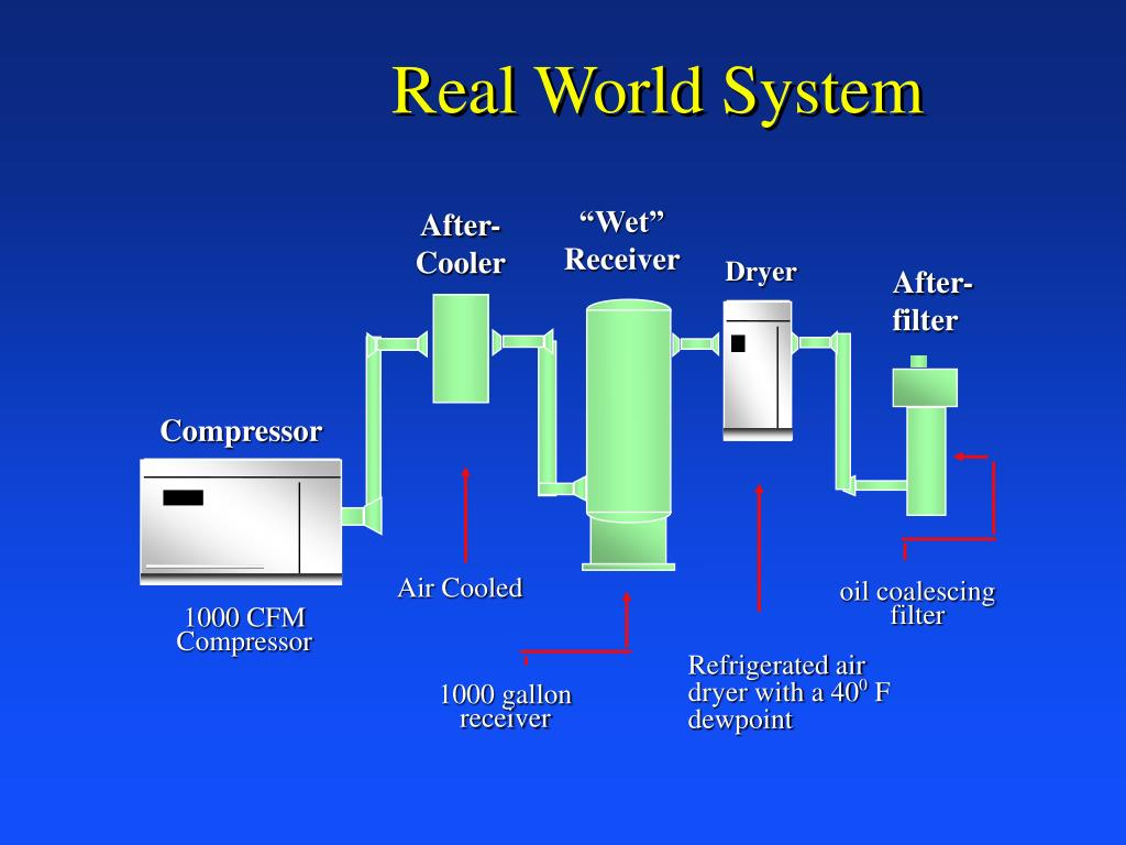 Real World System