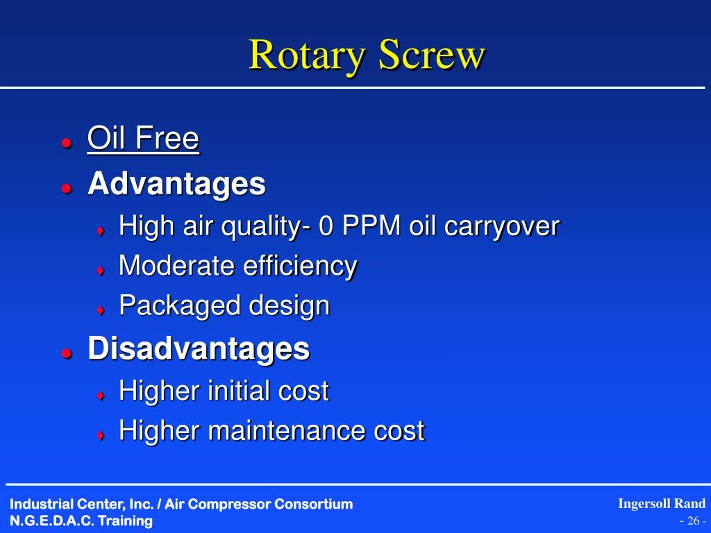 Rotary Screw