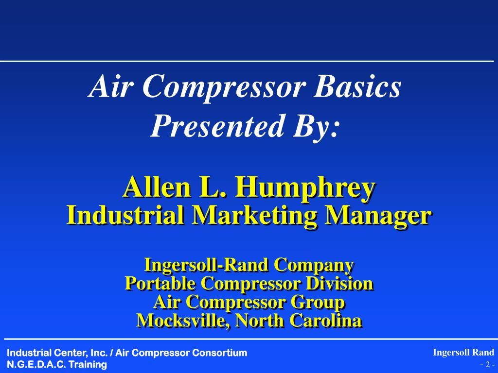 Allen L. Humphrey