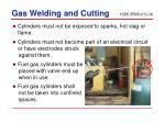 gas welding and cutting13
