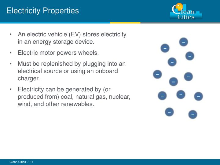 Electricity Properties
